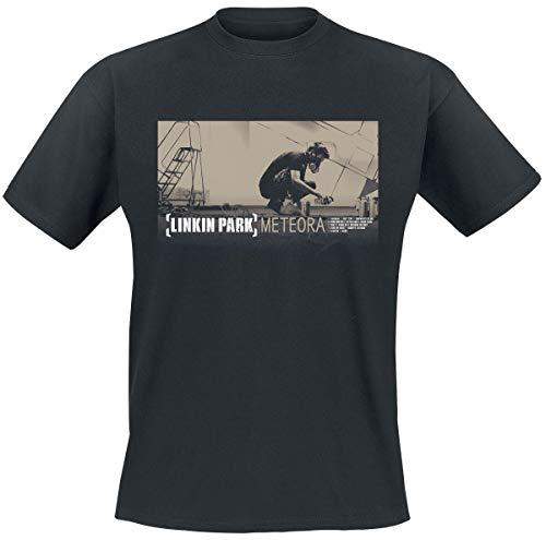 Linkin Park Meteora Camiseta Negro L