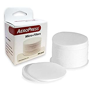 AeroPress TKC81R24 Filter Papers, Pack of 350, White (B000LTOCSG) | Amazon price tracker / tracking, Amazon price history charts, Amazon price watches, Amazon price drop alerts