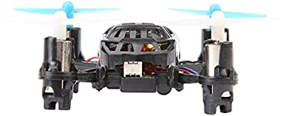 Flying Gadgets Remote Control NinjaQuad X4 Quadcopter with Flip Mode and Detachable Wheels