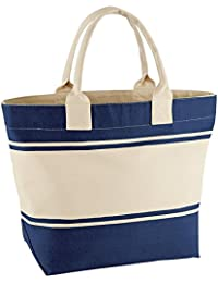New Quadra de Shopping en toile pour plage 24L Sac de transport