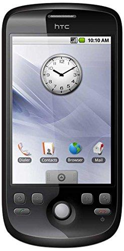 HTC Magic 8,13 cm (3.2 Zoll) Single SIM Schwarz 1340 mAh - Smartphones (8,13 cm (3.2 Zoll), 320 x 480 Pixel, 0,528 GHz, Schwarz) Htc Magic