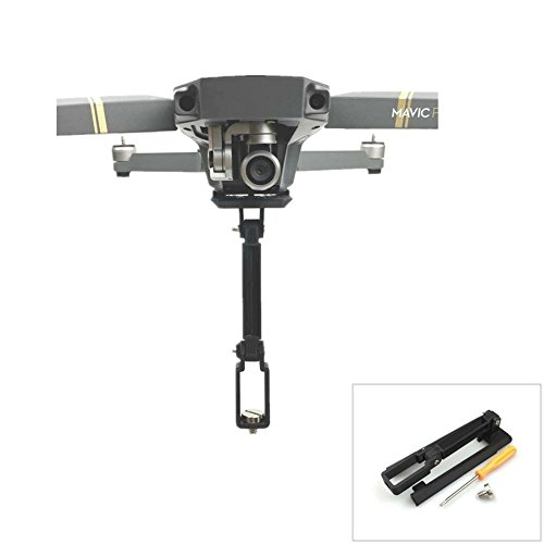 Hensych® 360 Degree Foldable Camera Bracket Mount Camera Holder for DJI MAVIC PRO