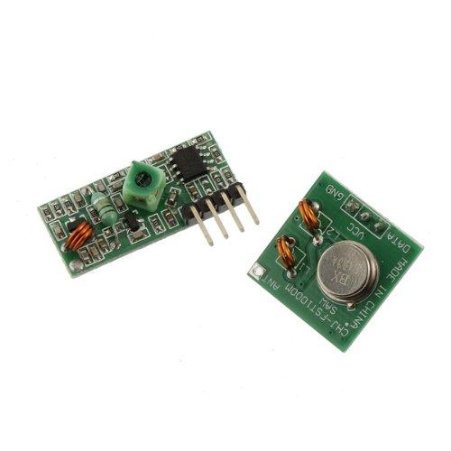 433Mhz Trasmettitore RF con ricevitore Kit per Arduino BRACCIO MCU wireless
