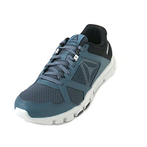 Reebok Yourflex Train 10 MT, Chaussures de Fitness Homme Gris (Paynes Grey/black/skulls Grey)