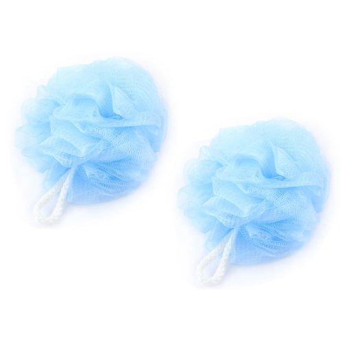 nylon-bagno-massaggio-corpo-bagnetto-doccia-puf-2-pz-luce-blu