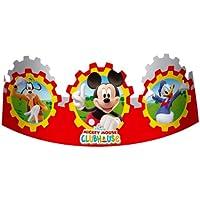 Amazon.es  Mickey Mouse - Gorros de fiesta   Gorros 05426eddca2