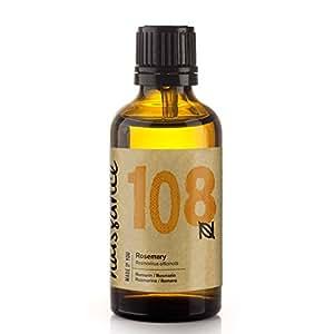 Naissance Huile Essentielle de Romarin (n° 108) - 50ml - 100% Pure et Naturelle - Vegan et sans OGM