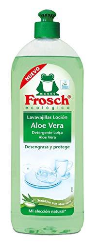 Frosch Lavavajillas Aloe Vera - 750 ml