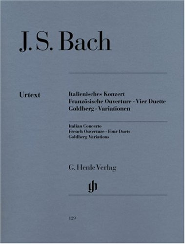 Concerto Italien/Ouv.Française/Variatio...