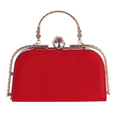 pwne L. In West Frauen'S Mode Diamond Freizeitaktivitäten Dinner-Package Tasche Red