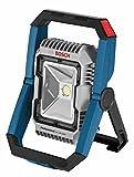 Bosch Professional GLI 18V-1900 Akku-Baustellenlampe, bis zu 100 min Leuchtdauer pro Ah, maximal 1900 lm, 1 Stück, 0601446400