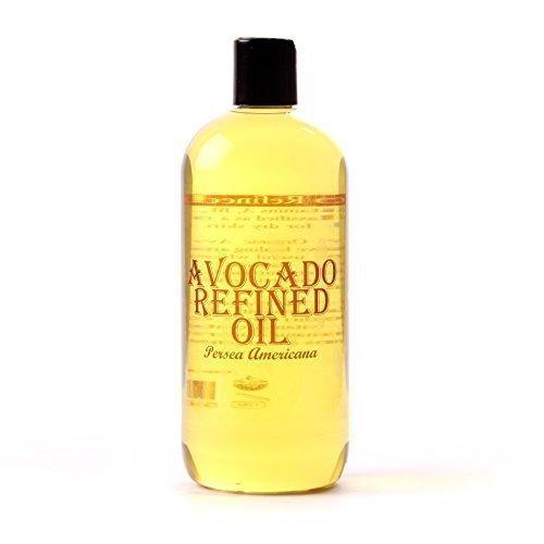 Olio Vettore Raffinato di Avocado - 1000ml - Puro al 100%