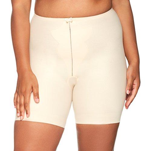 Panty Girdle (Naturana Damen Long Leg Panty Girdle Miederslip, beige, 40 (Hersteller Größe:Large))