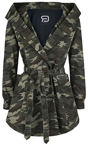 RED by EMP The World is Yours Übergangsjacke Camouflage XL