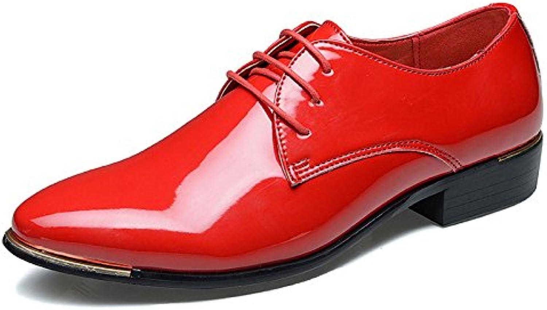 Lederschuhe Herren Lederschuhe Freizeitschuhe Herrenschuhe Mode  Billig und erschwinglich Im Verkauf