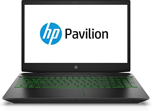 HP Pavilion 15-cx0002ns i5 15.6 inch IPS SSD Black