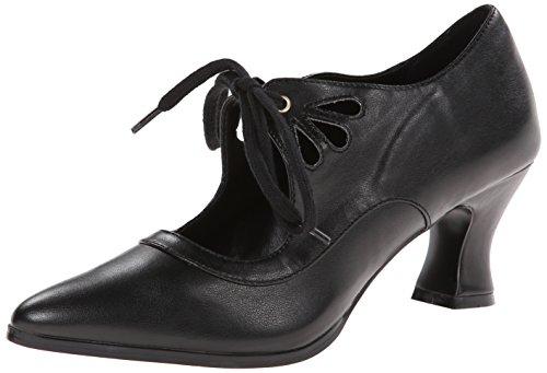 Pleaser Victorian 03, Escarpins Femme Noir (Blk Pu)