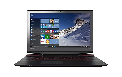 Lenovo Y700 15.6 inch FHD Laptop (AMD FX8800P, 8 GB RAM, 1 TB HDD, AMD Radeon R9 M385X Graphics 4 GB, Windows 10) - Black