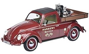 Schuco Dickie 450009300VW Escarabajo pr. Porsche, Vehículo