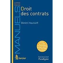 Droit des contrats (Paradigme – Manuels)