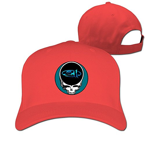 thna-311-band-logo-adjustable-fashion-baseball-cap-red