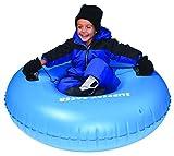 rutschigen Racer AirRaid aufblasbar Snow Tube Schlitten, blau