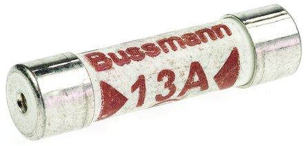 10x 13A 13Amp Bußmann BS1362Sicherung Elektrische Haushaltsartikel Home und Office Netzstecker Top Druckerpatrone Sicherung Bussmann Sicherungen
