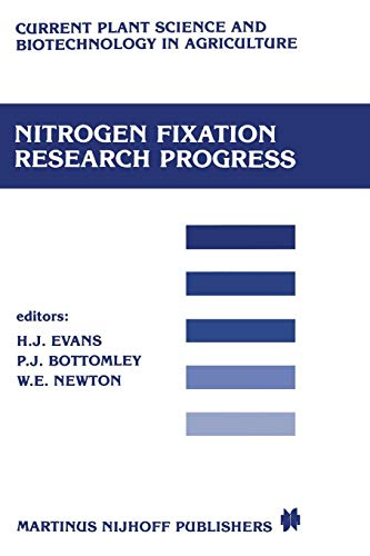 Bur Burr (Nitrogen Fixation Research Progress: Proceedings of the 6th International Symposium on Nitrogen Fixation, Corvallis, O.R. 97331, August 4-10, 1985 ... and Biotechnology in Agriculture, Band 1))