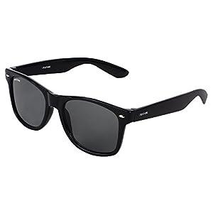 Creature Wayfarer Glossy Finish Unisex Sunglasses