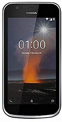 (CERTIFIED REFURBISHED) Nokia 1 (1GB RAM, Dark Blue)