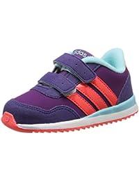 online store e2ddb dc26c adidas V Jog Cmf Inf, Scarpe da Ginnastica Unisex – Bambini