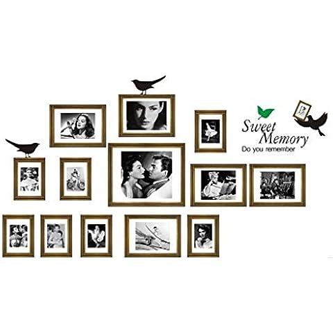 Soggiorno Wall Sticker Adesivi