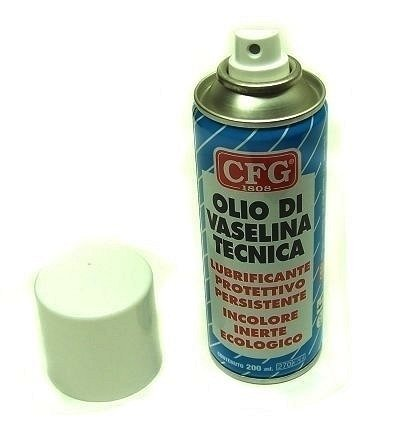 OLIO DI VASELINA ML.200 SPRAY