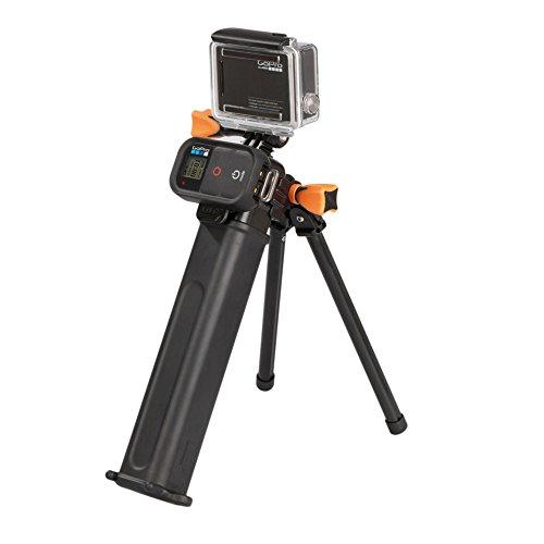 iSHOXS ProHandle Basic - kompaktes Hand-Stativ passend für GoPro Hero und komaptible Sport- und Action-Kameras