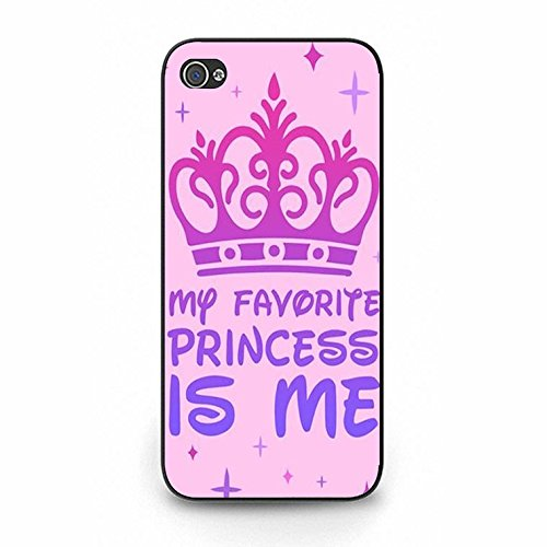 Fantasy Fashion Princess Phone Case Cover Solid Skin Protetive Shell for Iphone 5/5s Princess Fashionable Color121d