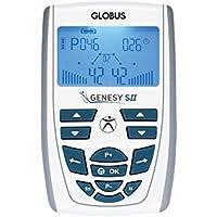 Elettrostimolatore muscolare Globus GENESY S II - 60 programmi + 4 elettrodi MYOTRODE PLUS mm.50 x 90 in omaggio - Dispositivo medico CE 0476
