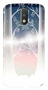WOW 3D Printed Designer Mobile Case Back Cover For Motorola Moto G 4th Gen / Moto G 4th Gen / Moto G1543
