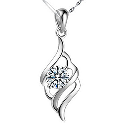 saysure-925-sterling-silver-diamond-crystal-pendant-choker