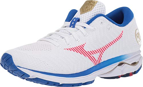 Mizuno Women's Wave Rider 22 Knit - Peachtree 50th Anniversary