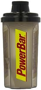 Powerbar Mix-Shaker schwarz-transparent 0,7ltr., 1er Pack