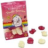Pummeleinhorn Fruchtgummi - Vanille-Beerchen (220g) - 24 Tüten