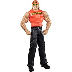 WWE HULK HOGAN SHIRT SIGNATURE SERIES 2015 BASIC ACTION MATTEL WRESTLING FIGURE