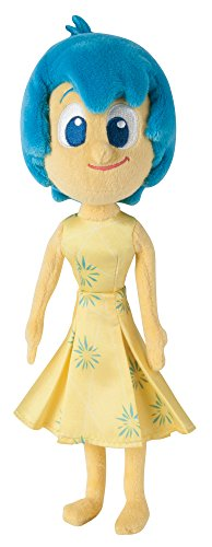 Tomy Inside Out Small Plush, Joy