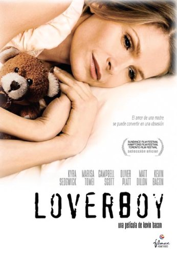 Loverboy (Import Dvd) (2011) Marty Stoll: Kevin Bacon; Mark: Matt Dillon; Mr P