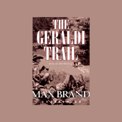 The Geraldi Trail  Audiolibri
