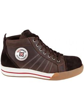 Redbrick Sneaker Smaragd Sicherheitsschuhe S3 40 Brown