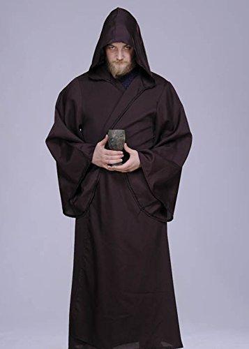 Erwachsene Mens Gothic Mönch Robe