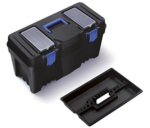 Prosperplast Werkzeugkoffer Heimwerker, 1 Stück, 600 x 280 x 320 mm, Caliber N25S