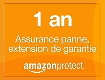 Amazon Protect assurance panne, extension de garantie 1 an pour espaces de stockage de données de 90,00 EUR à 99,99 EUR