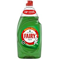 Fairy detersivo liquido originale 870 ml di